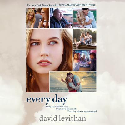 Every Day Audiobook, by David Levithan