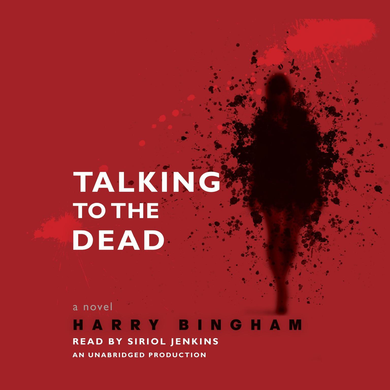 Printable Talking to the Dead: A Novel Audiobook Cover Art