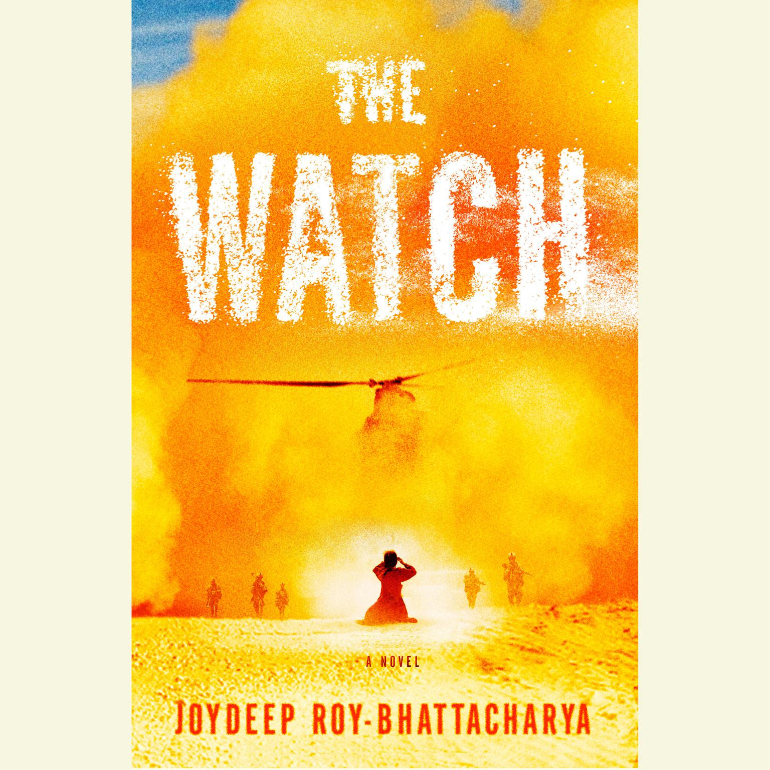 Printable The Watch: A Novel Audiobook Cover Art