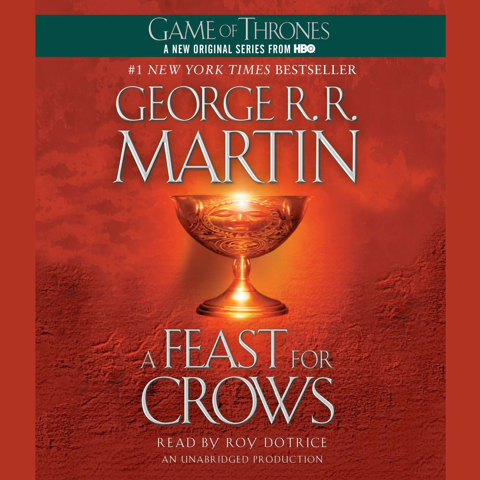 Printable A Feast for Crows Audiobook Cover Art