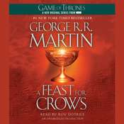 A Feast for Crows Audiobook, by George R. R. Martin