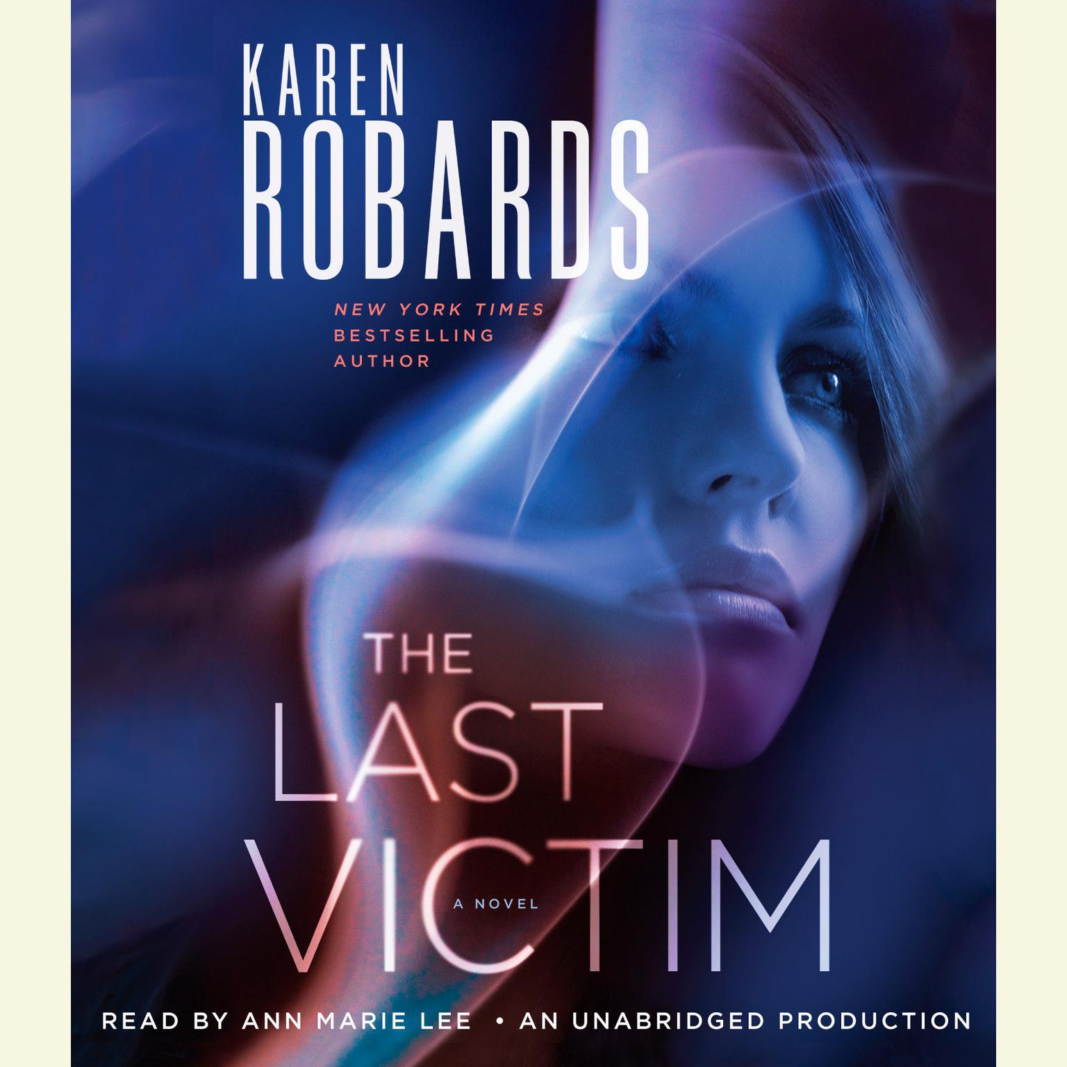 Printable The Last Victim: A Novel Audiobook Cover Art