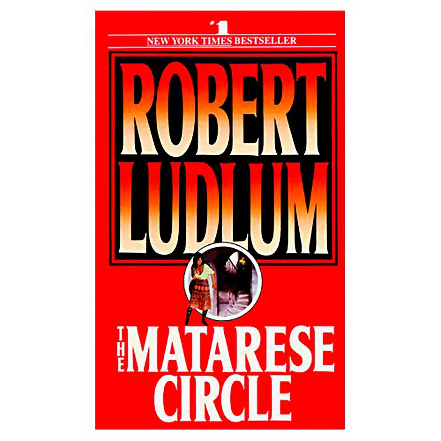 Printable The Matarese Circle: A Novel Audiobook Cover Art