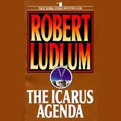 The Icarus Agenda Audiobook, by Robert Ludlum