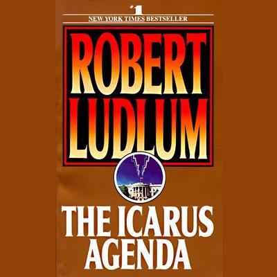 The Icarus Agenda Audiobook, by Robert Ludlum
