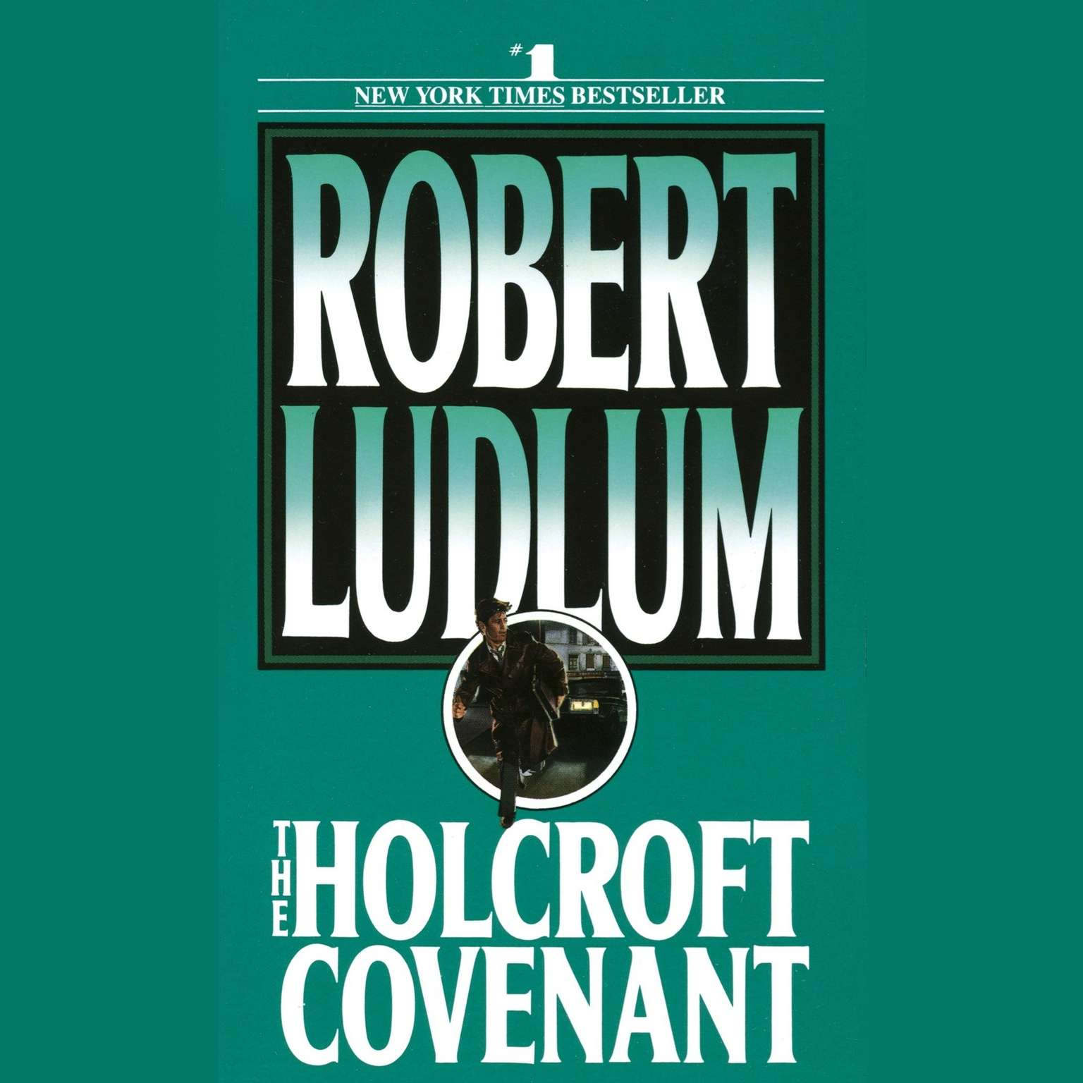 Printable The Holcroft Covenant Audiobook Cover Art
