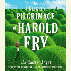 The Unlikely Pilgrimage of Harold Fry: A Novel Audiobook, by Rachel Joyce