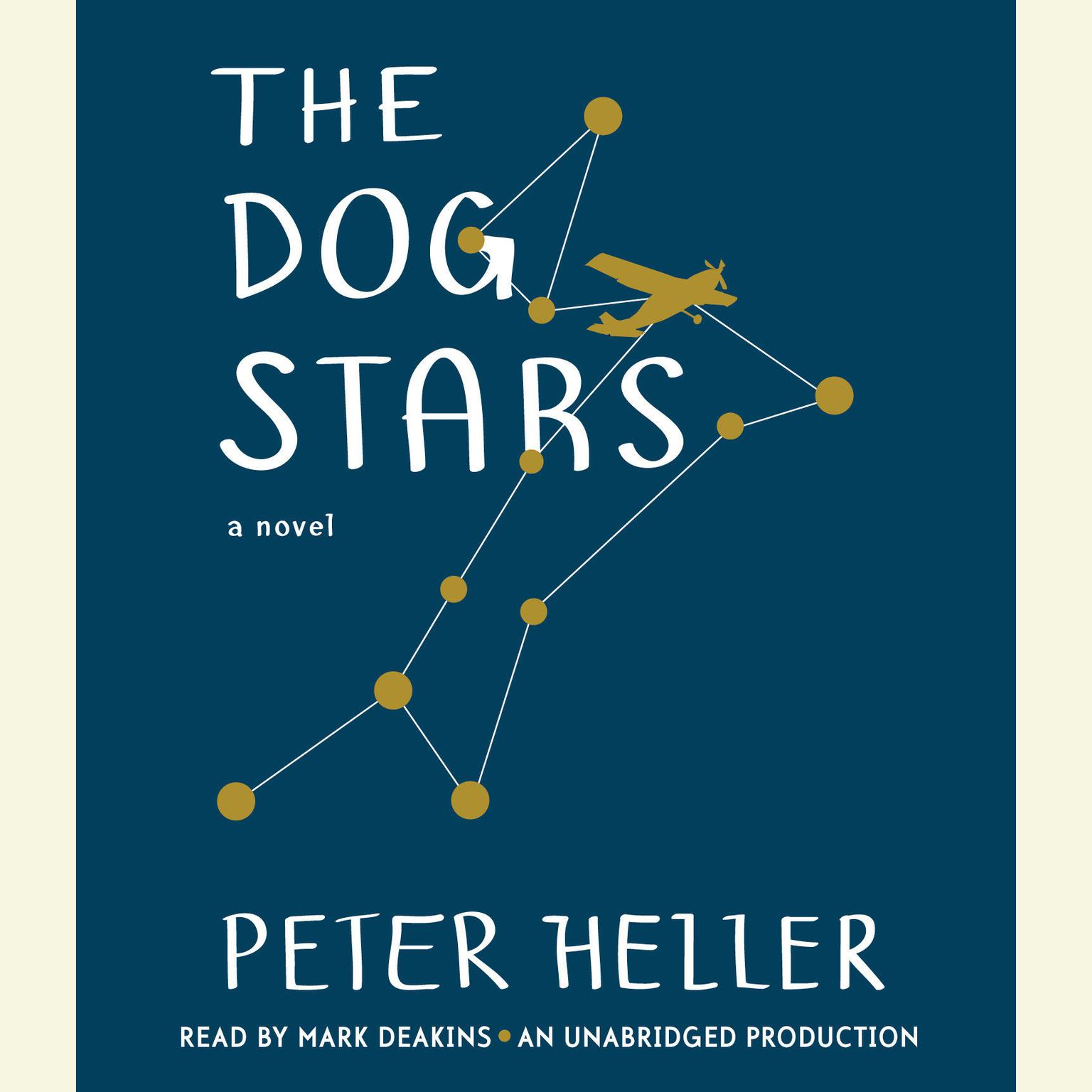 Printable The Dog Stars Audiobook Cover Art