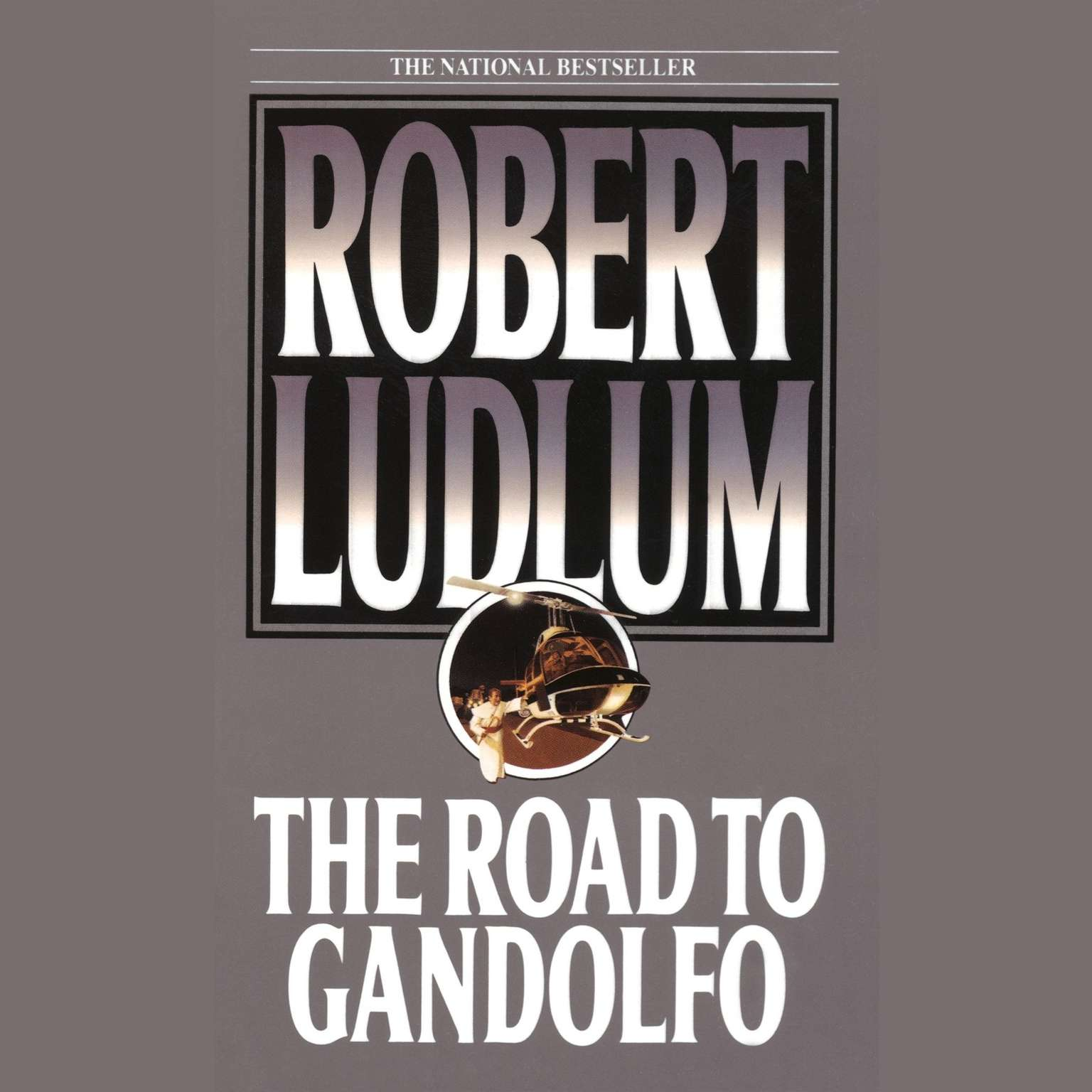 Printable The Road to Gandolfo Audiobook Cover Art