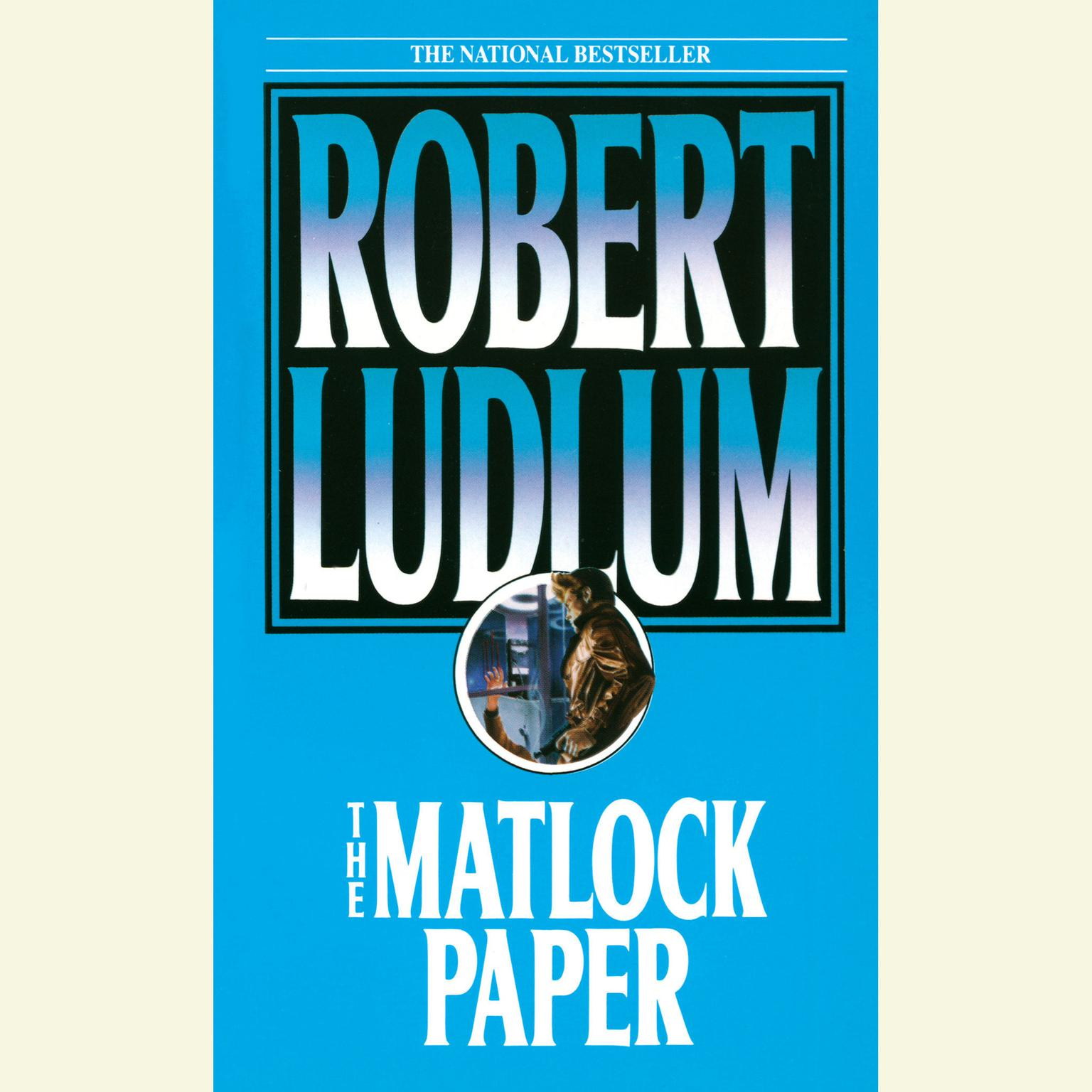 Printable The Matlock Paper: A Novel Audiobook Cover Art