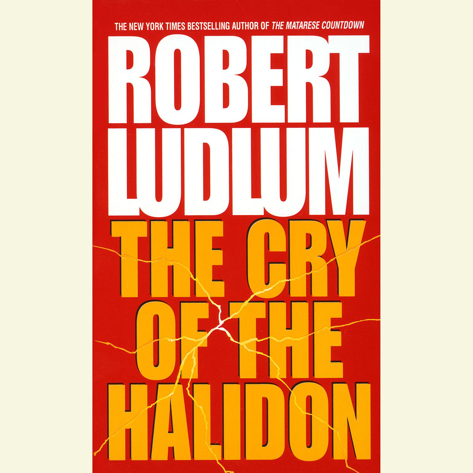 Printable The Cry of the Halidon Audiobook Cover Art