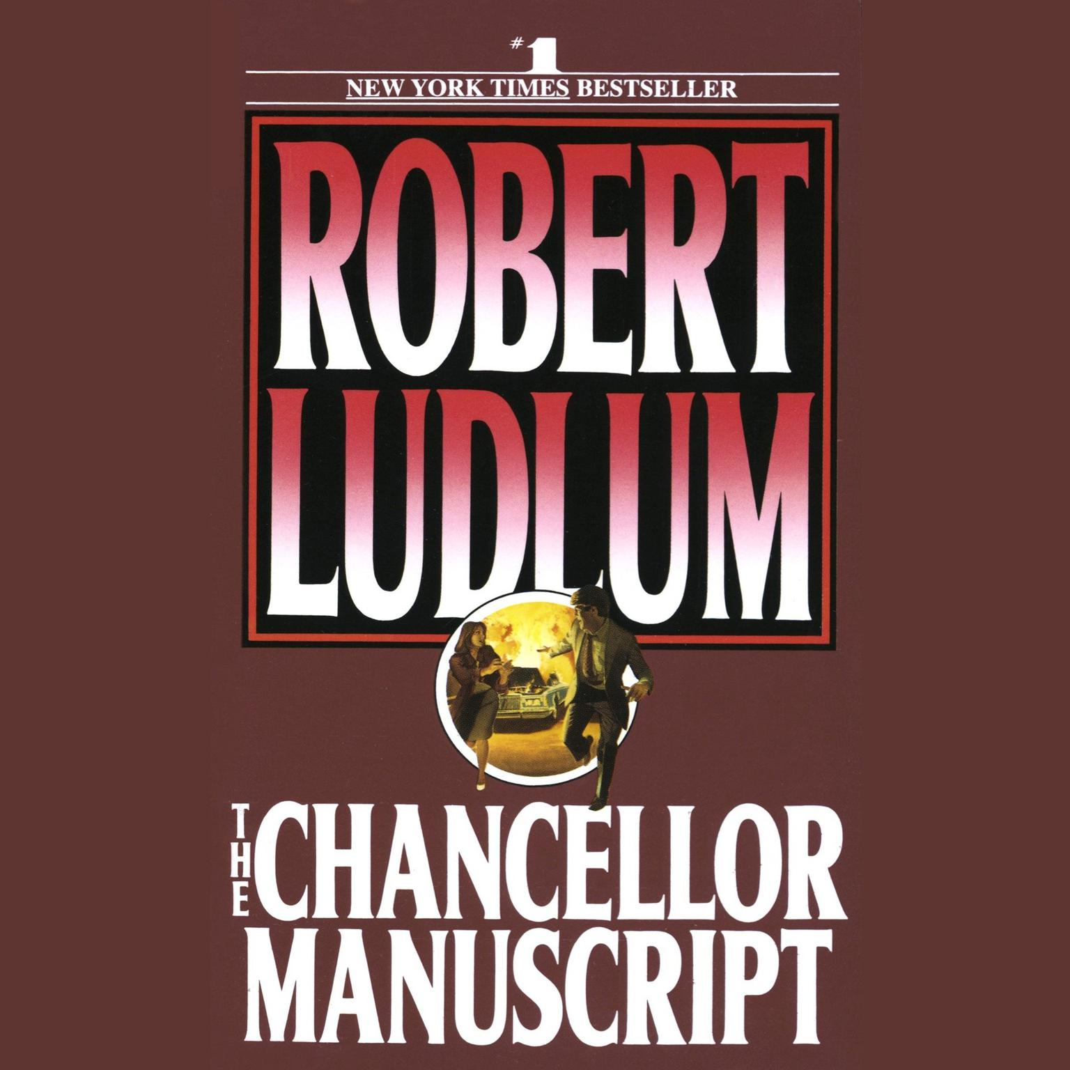 Printable The Chancellor Manuscript: A Novel Audiobook Cover Art