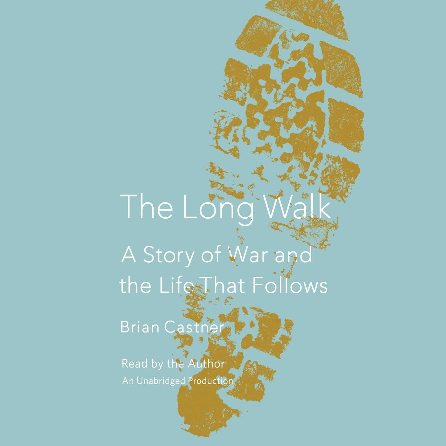 Printable The Long Walk: A Story of War and the Life That Follows Audiobook Cover Art