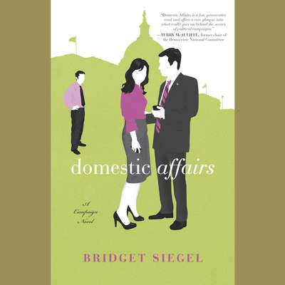 Domestic Affairs: A Novel Audiobook, by Bridget Siegel