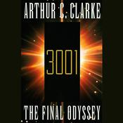 3001: The Final Odyssey Audiobook, by Arthur C. Clarke