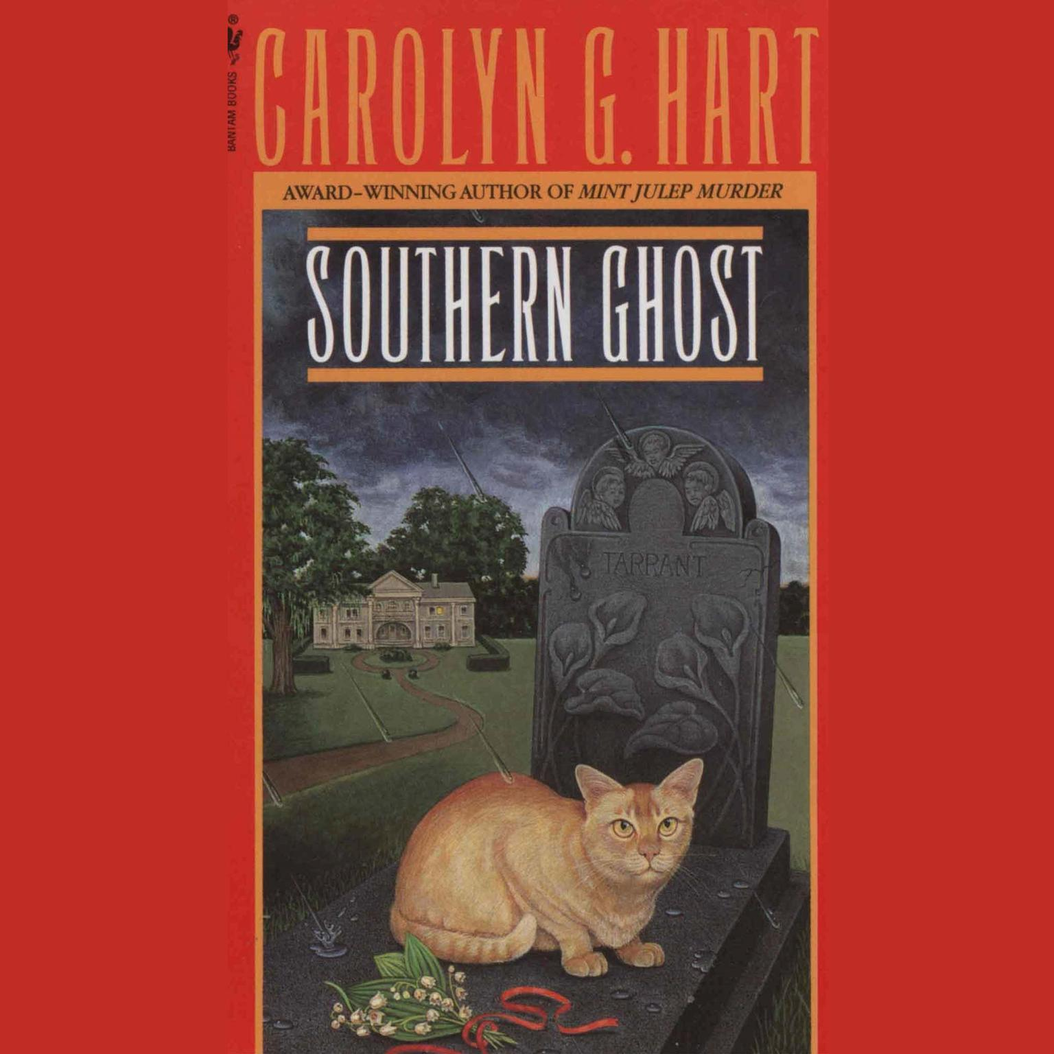 Printable Southern Ghost Audiobook Cover Art
