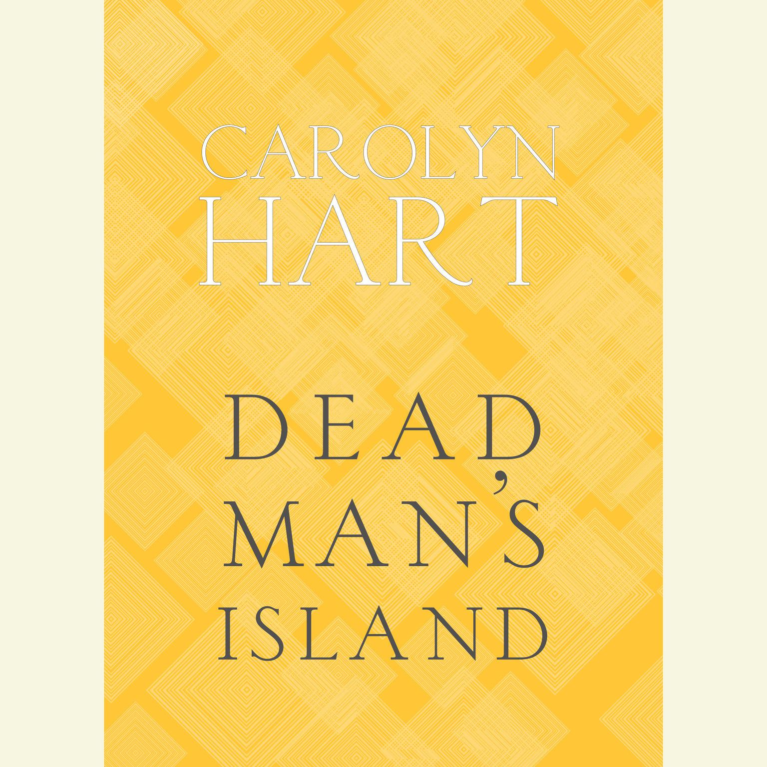 Printable Dead Man's Island Audiobook Cover Art