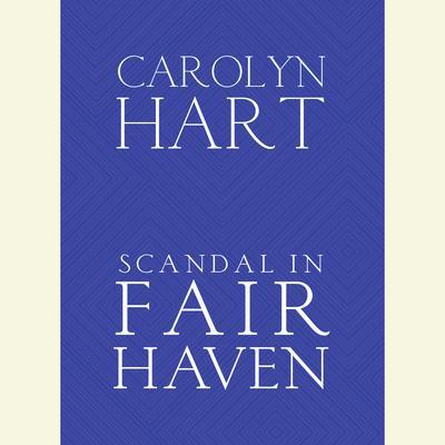 Scandal in Fair Haven Audiobook, by Carolyn Hart