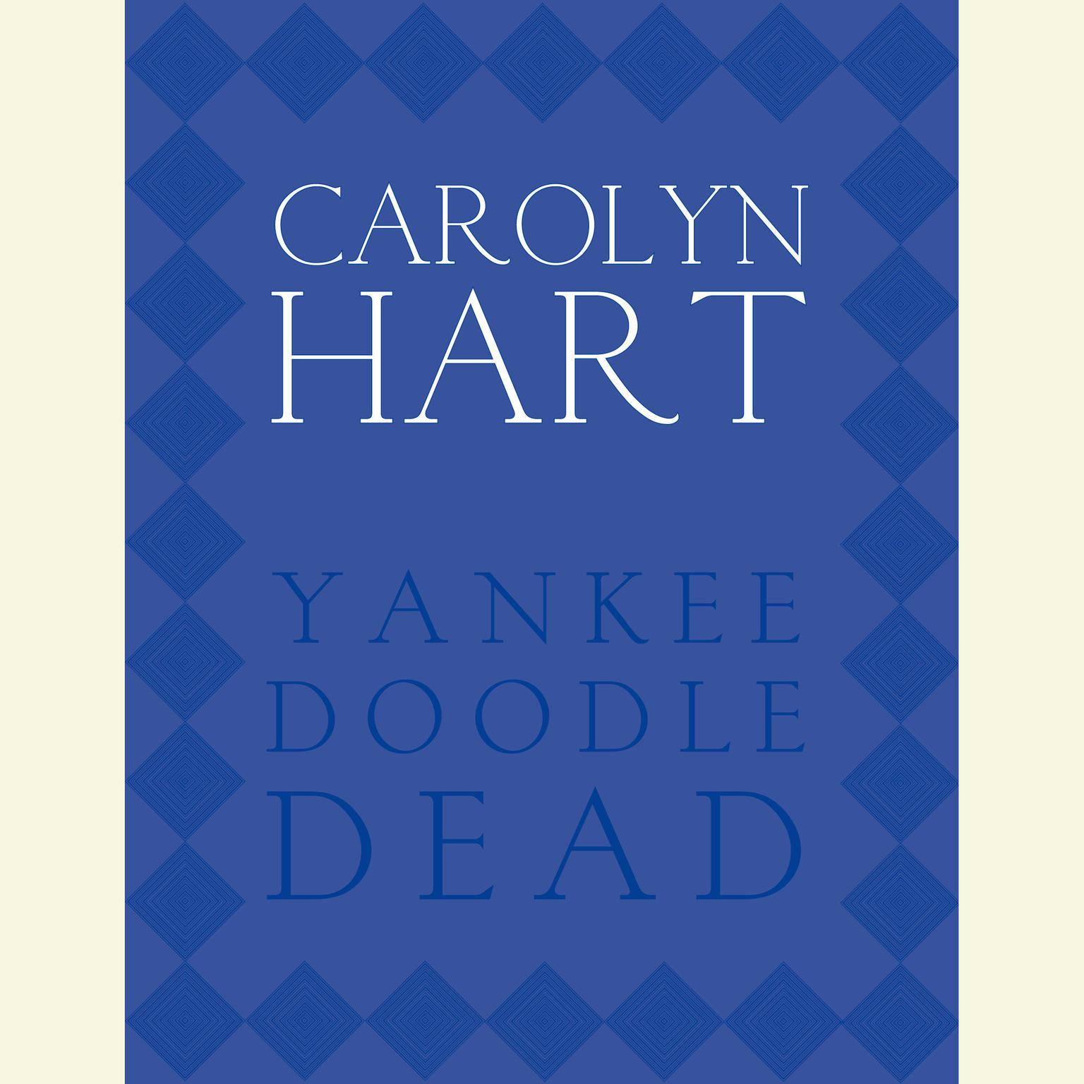Printable Yankee Doodle Dead Audiobook Cover Art