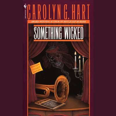 Something Wicked Audiobook, by Carolyn Hart