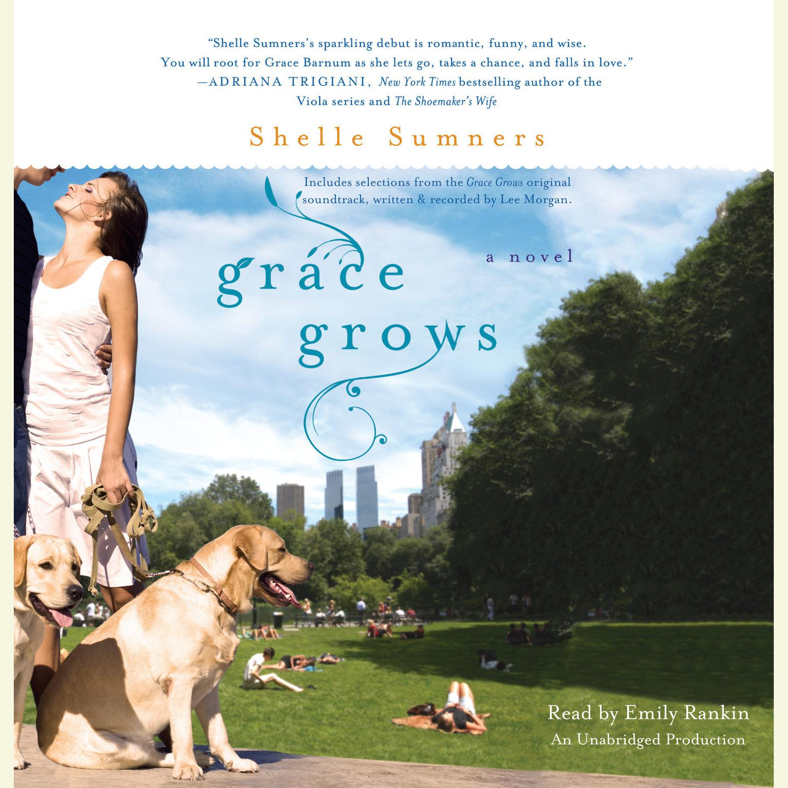 Printable Grace Grows Audiobook Cover Art