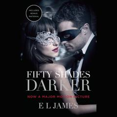 Fifty Shades Darker: Book Two of the Fifty Shades Trilogy Audiobook, by E. L. James