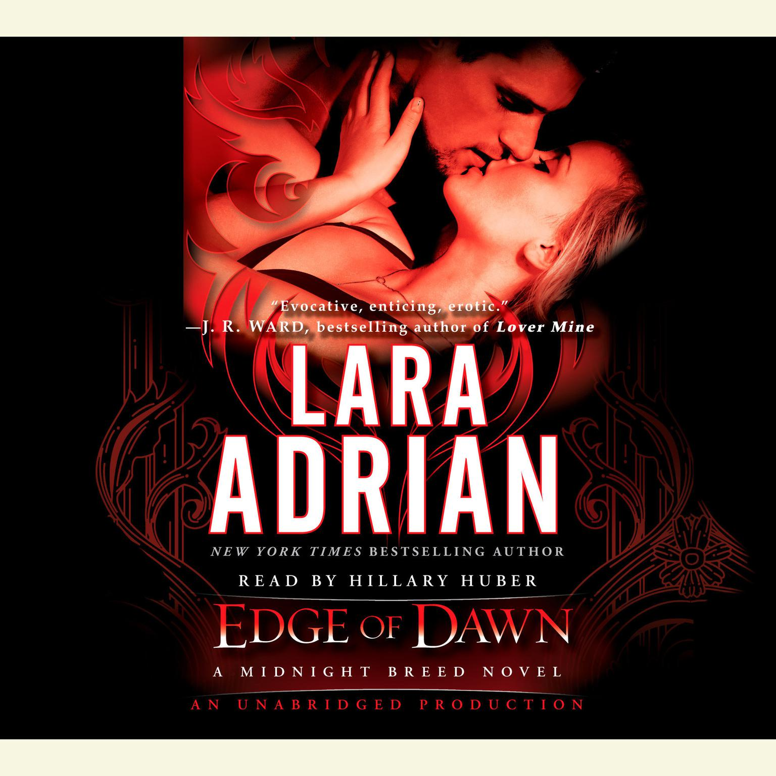 Printable Edge of Dawn: A Midnight Breed Novel Audiobook Cover Art