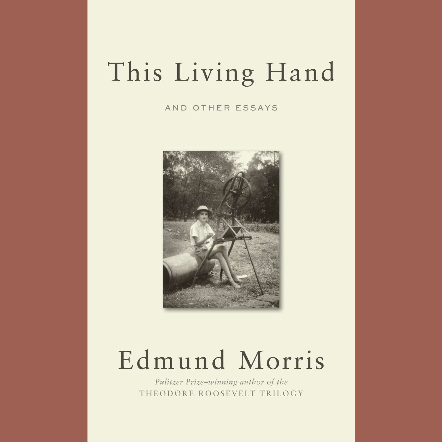 Printable This Living Hand: And Other Essays Audiobook Cover Art