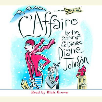 LAffaire Audiobook, by Diane Johnson