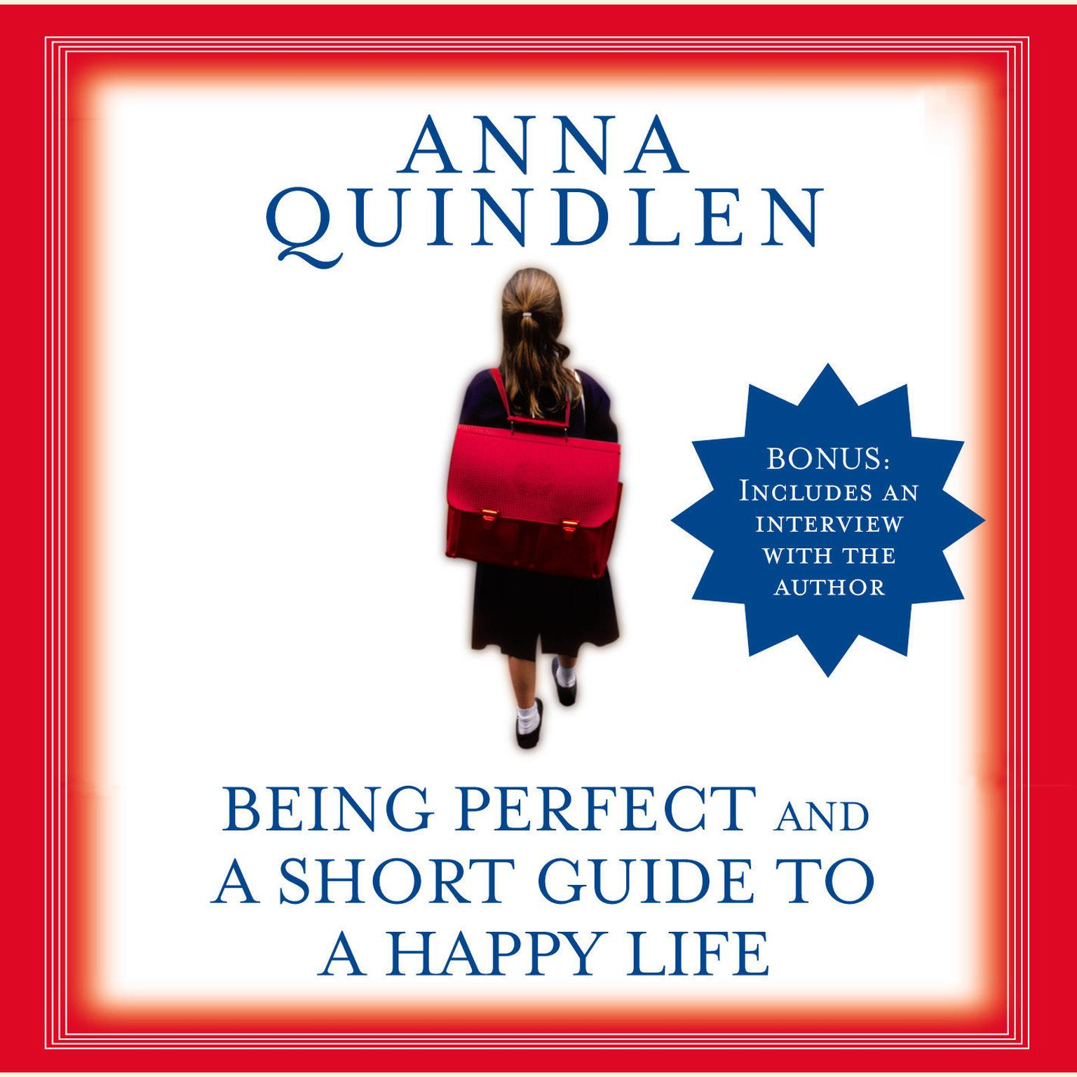 Printable A Short Guide to a Happy Life Audiobook Cover Art