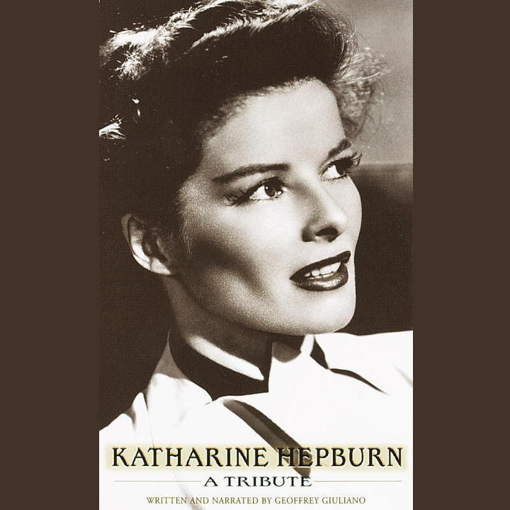 Printable Katharine Hepburn: A Tribute Audiobook Cover Art