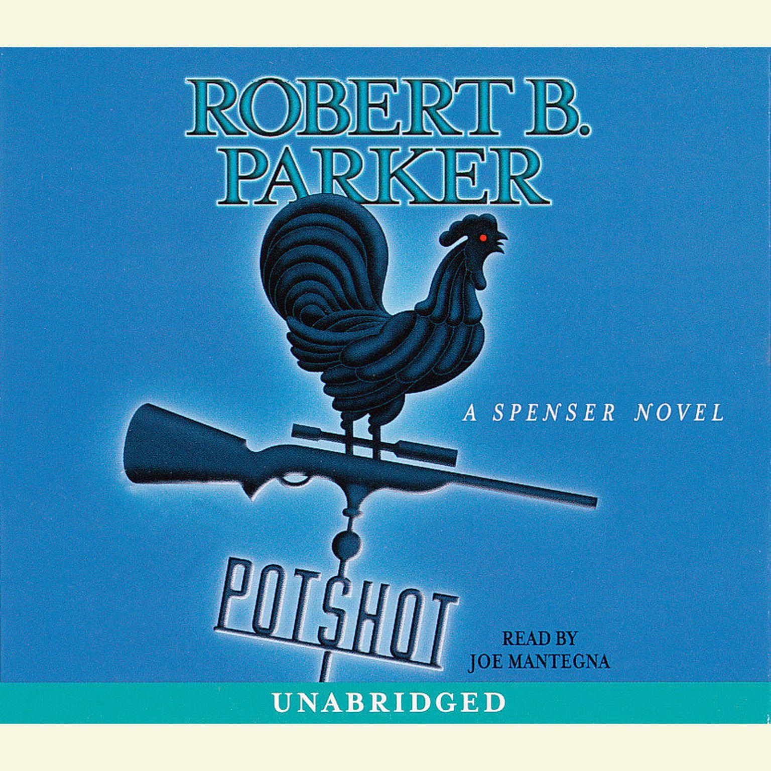 Printable Potshot Audiobook Cover Art