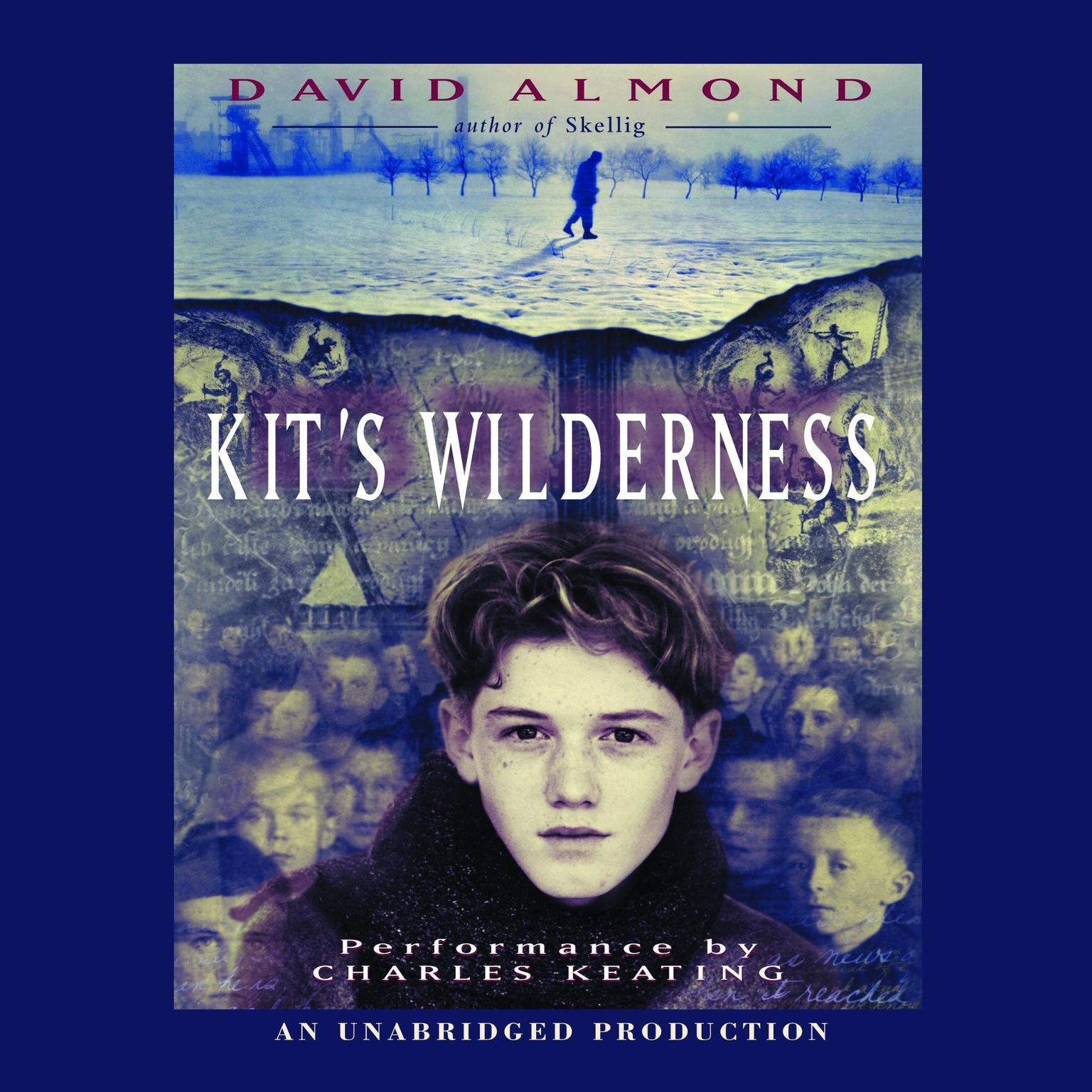 Printable Kit's Wilderness Audiobook Cover Art