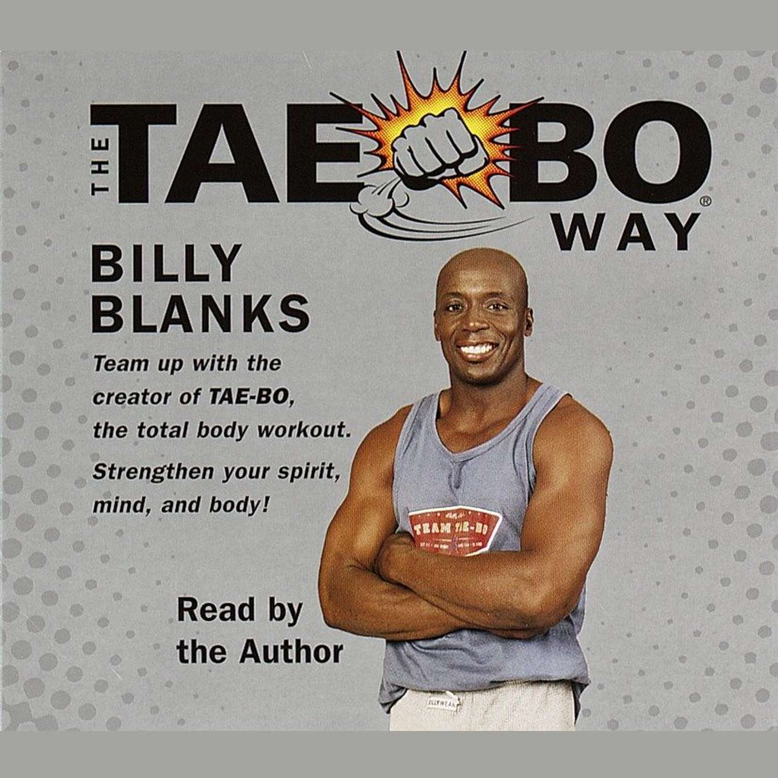 Printable The Tae-Bo Way Audiobook Cover Art