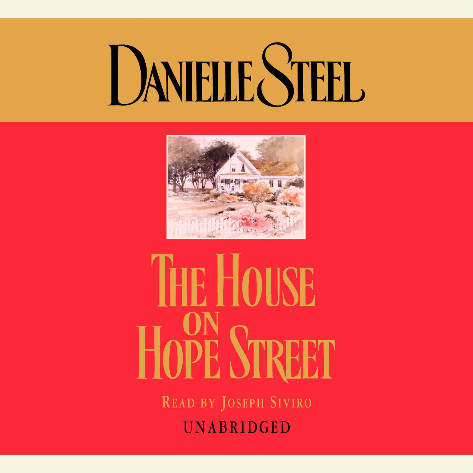 Printable The House on Hope Street Audiobook Cover Art