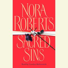 Sacred Sins Audiobook, by Nora Roberts