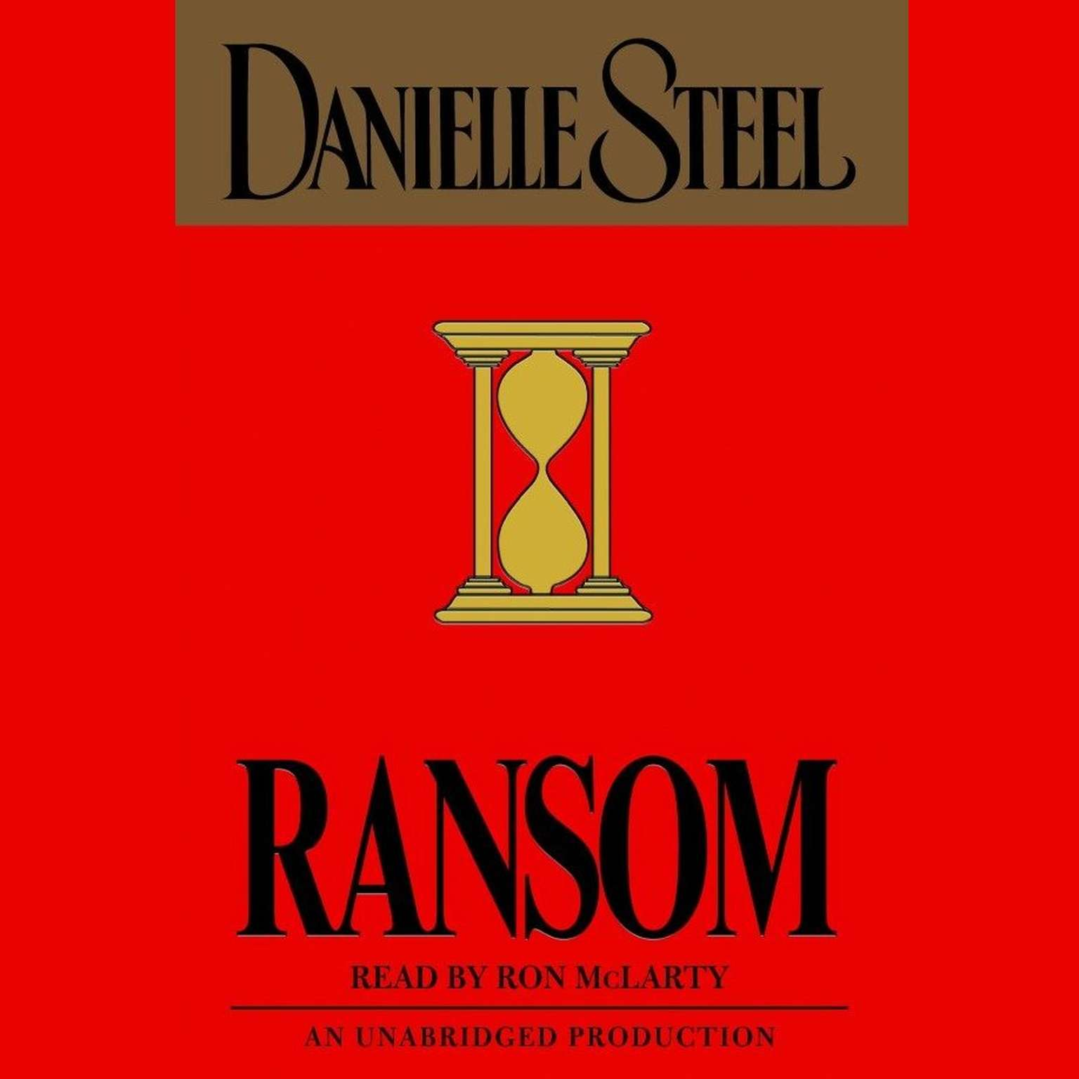Printable Ransom Audiobook Cover Art