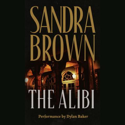The Alibi Audiobook, by Sandra Brown