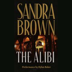 The Alibi Audiobook, by Sandra Brown