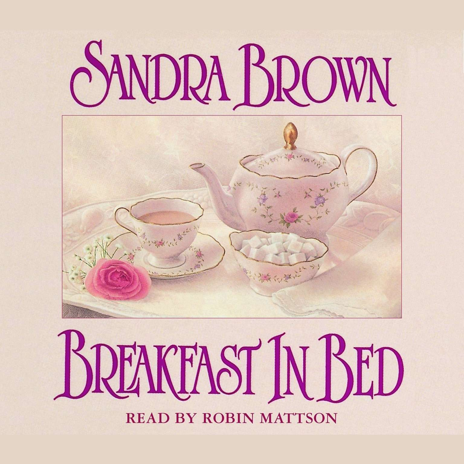 Printable Breakfast in Bed Audiobook Cover Art