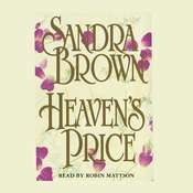 Heavens Price Audiobook, by Sandra Brown