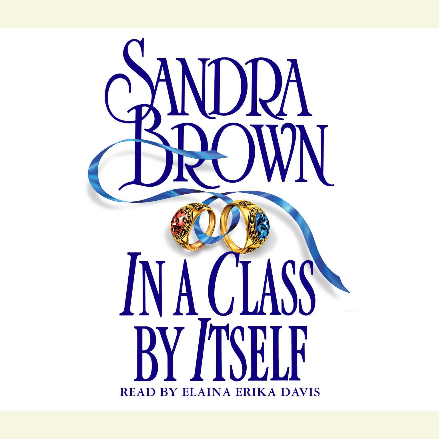 Printable In A Class by Itself Audiobook Cover Art