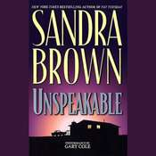 Unspeakable Audiobook, by Sandra Brown