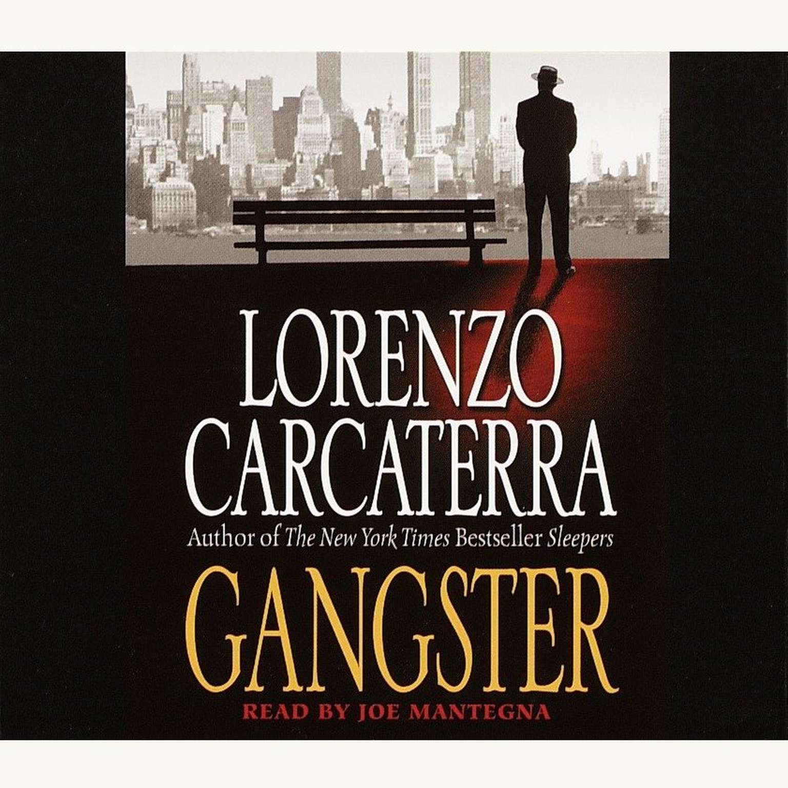 Printable Gangster Audiobook Cover Art