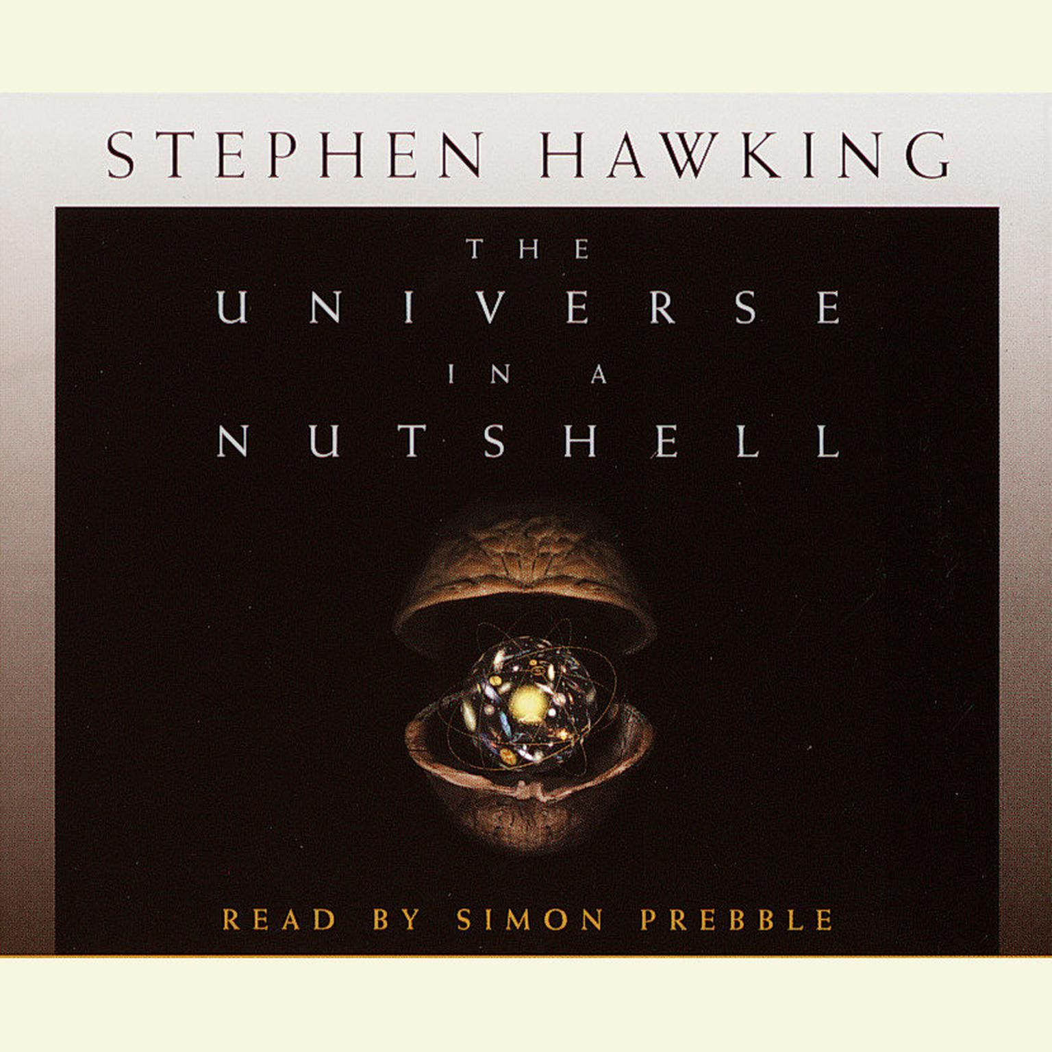 Printable The Universe in a Nutshell Audiobook Cover Art