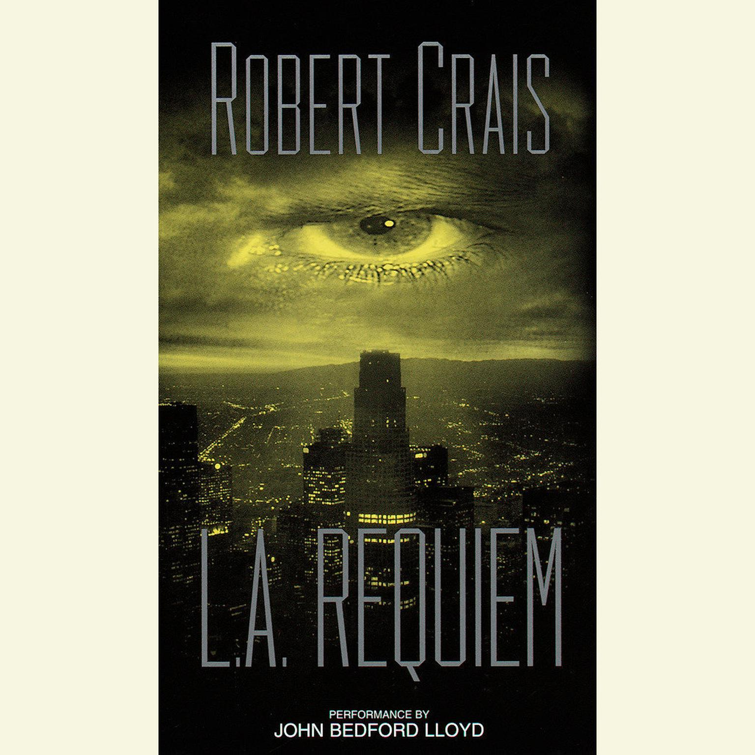 Printable L.A. Requiem Audiobook Cover Art