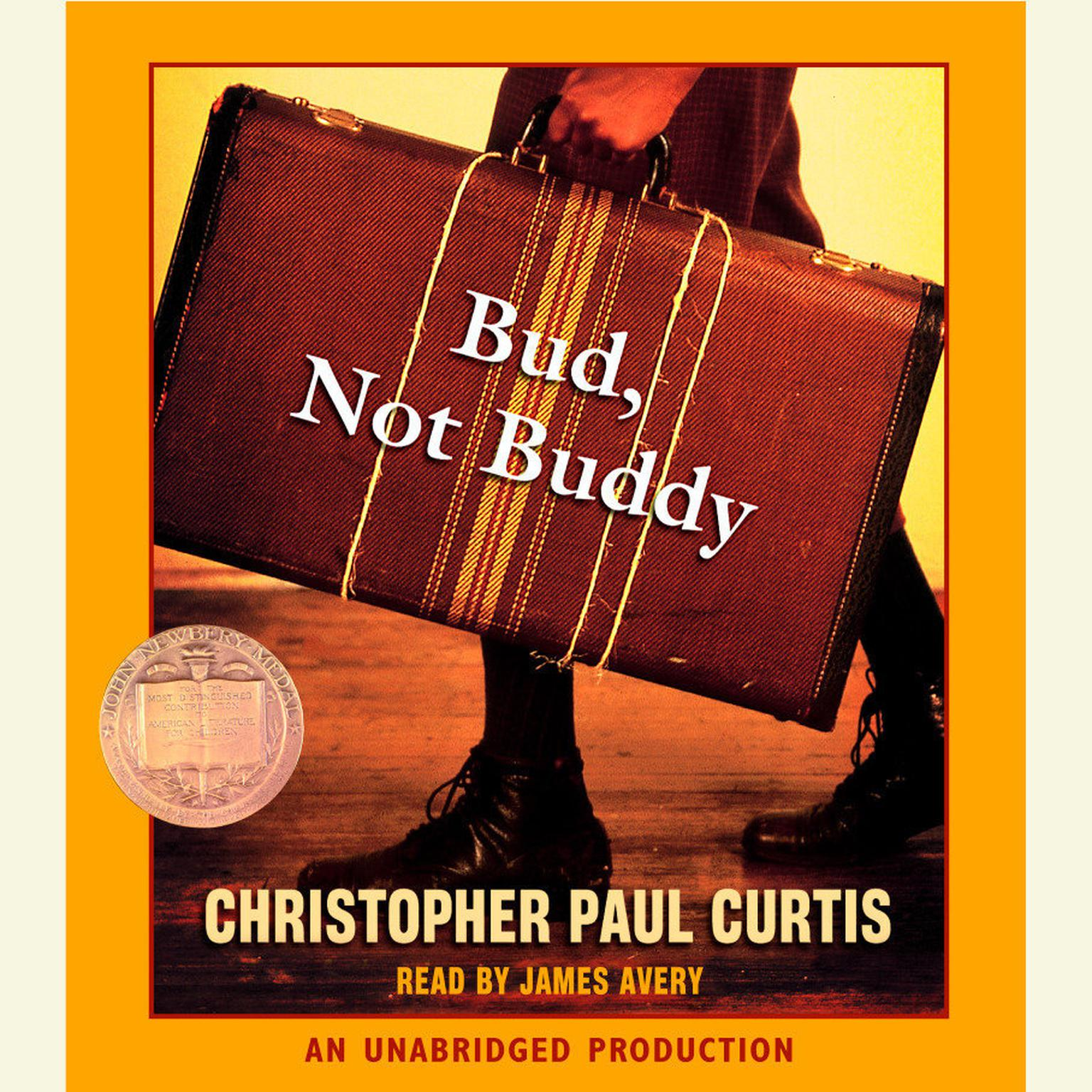 Printable Bud, Not Buddy Audiobook Cover Art