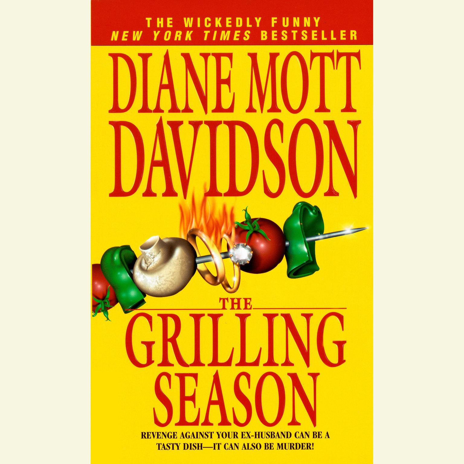 Printable The Grilling Season: A Culinary Mystery (The Goldy Bear Culinary Mystery Series) Audiobook Cover Art