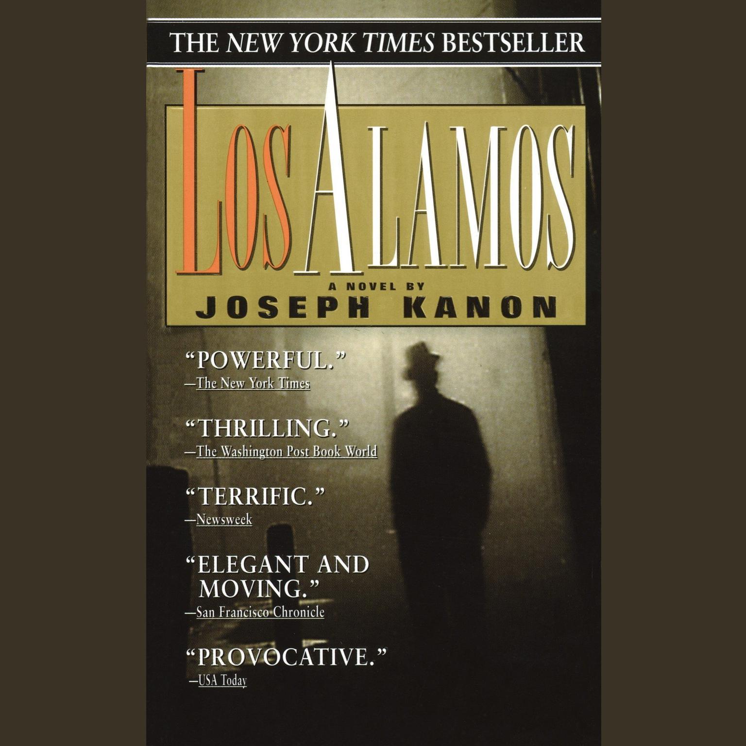 Printable Los Alamos Audiobook Cover Art