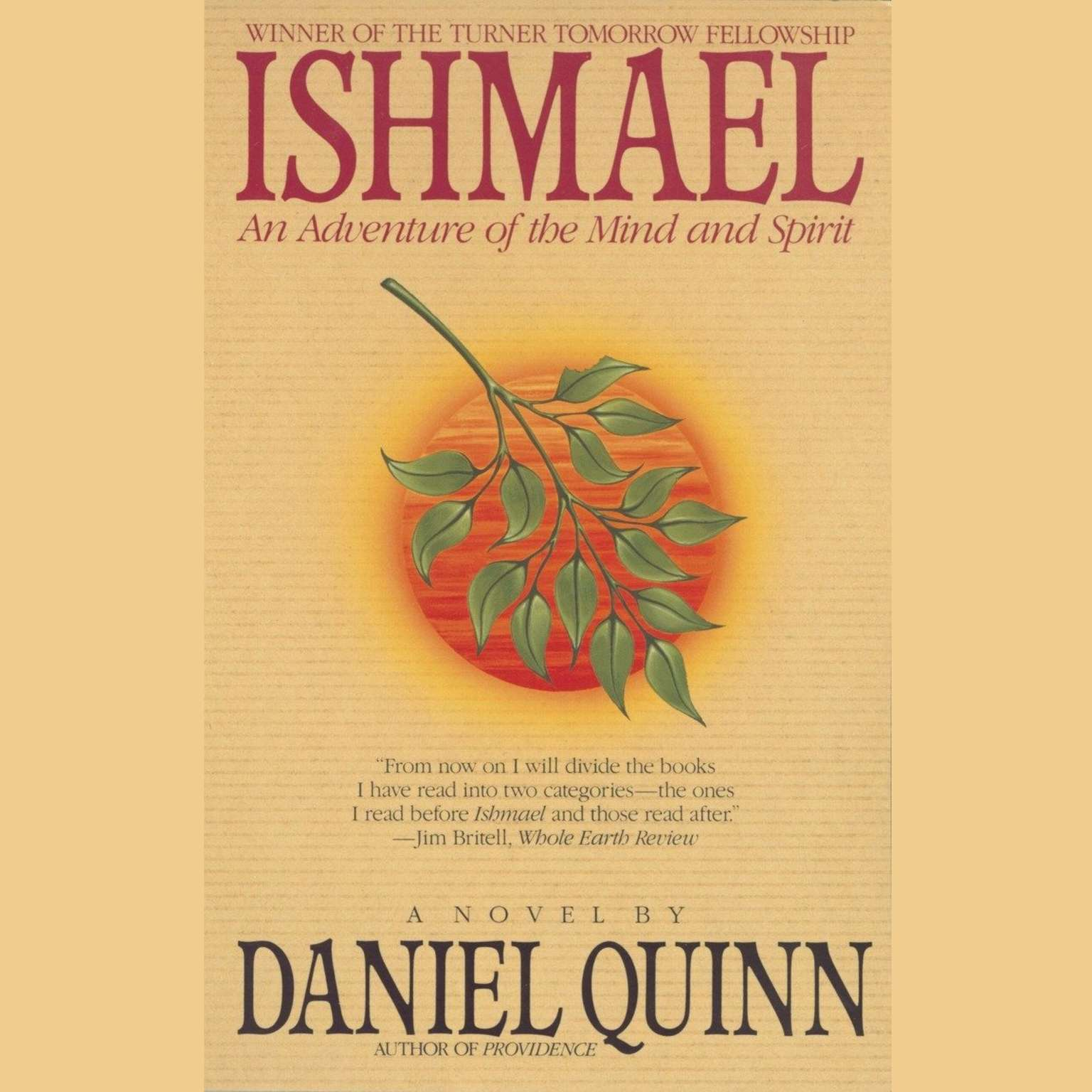 Printable Ishmael: An Adventure of the Mind and Spirit Audiobook Cover Art